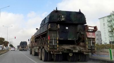 Her An Her Şey Olabilir! Afrin'e Türkiye'den Sevkiyat Devam Ediyor!