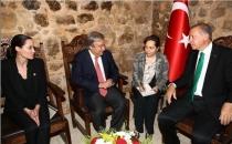 Hollywood Yıldızı Angelina Jolie Cumhurbaşkanı Erdoğan ile görüştü