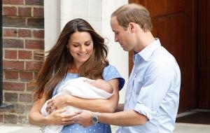 İngiliz Kraliyet Ailesinin Yeni Üyesi Dünyaya Geldi