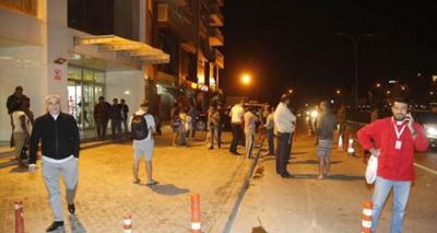 Irak'ı Sallayan 7,3 Şiddetindeki Deprem Türkiye'den de Hissedildi! Vatandaşlar Sokaklara Döküldü!