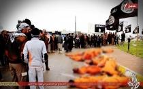 IŞİD'den Bir Vahşet Daha