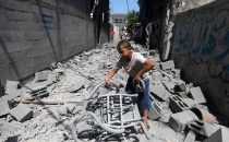 Gazze kan ağlıyor
