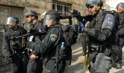 İsrail Polisi Skandallarına Son Vermiyor! Türk Bayrağı Açan Bir Türk Vatandaşına Gözaltı