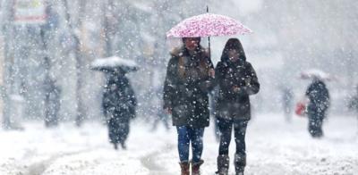 İstanbul'a Lapa Lapa Kar Geliyor! İşte İstanbul'a Karın Yağacağı O Tarih