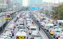 İstanbul'da 3 Ay Trafik Felç