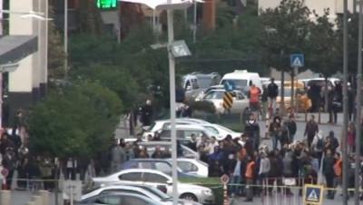 İstanbul'da AVM Otoparkında Bombalı Araç! 4 DEAŞ'lı Bombayı Patlatamadan Yakalandı
