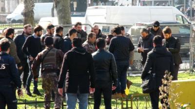 İstanbul'da Sıcak Saatler! Uyuşturucu Şüphelisi Kaçtı Polisler Art Arda Ateş Açtı