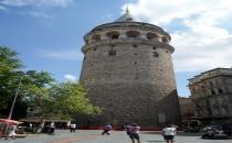 İstanbul'un gözü Galata Kulesi