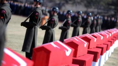 Kahreden Haberler Peş Peşe Geldi, TSK Afrin Bilançosunu Açıkladı: 8 Şehit, 13 Yaralı