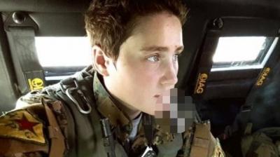 Kanadalı Kadın Suriye'ye Giderek Terör Örgütü YPG'ye Katıldı