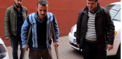 """Kayseri'de Oğlunu Boğarak Öldüren Engelli Baba: """"Kendimi de Öldürmek İstedim, Başaramadım"""""""
