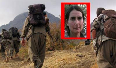 Kırmızı Listedeki Kadın PKK'lın Son Telsiz Konuşması Ortaya Çıktı: Sıkışıp Kaldık!