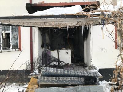 Konya'da Acı Olay! Baba ve 3 Oğlu Yangının Ortasında Kaldı, İtfaiye Ekipleri Seferber Oldu