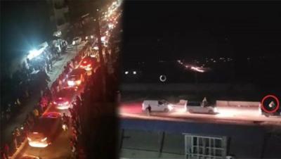 Köşeye Sıkışan YPG Sivilleri Kalkan Yaptı! Terör Konvoyu, ABD Korumasında Afrin'e Ulaştı!