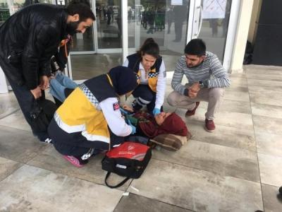 KPSS Sınavına Geç Kalan Öğrenciler Gözyaşlarına Boğuldu