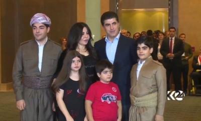 Kuzey Irak'ta Referanduma Barzani'nin Kızı Damga Vurdu! Muhafazakar Olarak Tanınan Barzani Ailesi Açılıp Saçıldı!