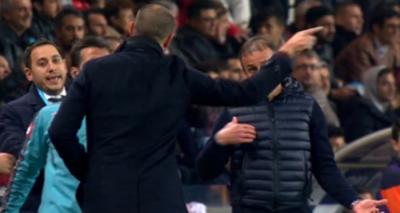 Medipol Başakşehir - Galatasaray Maçında Tudor ve Abdullah Avcı Birbirine Girdi