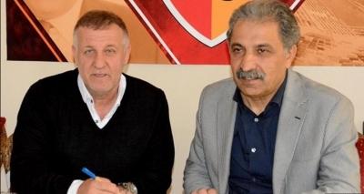 Mesut Bakkal Kayserispor'un Yeni Hocası Oldu