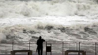 Meteoroloji İstanbul İçin Uyardı: Bugün O Saatlerde Dışarı Çıkmayın!