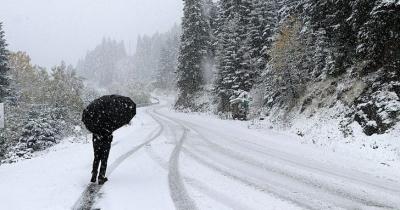 Meteoroloji Uyardı, Kar Kapıda