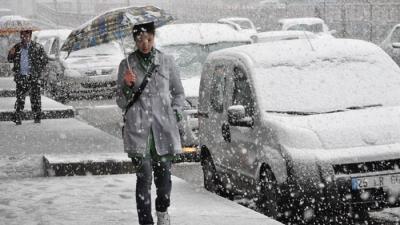Meteoroloji'den İstanbul İçin Bir Uyarı Daha! Yeni Haftada Kar Kapıda