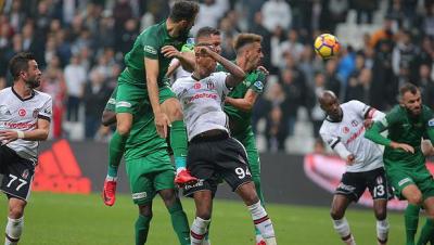 Milli Ara Beşiktaş'a Yaramadı! Vodafone Park'ta Puanlar Paylaşıldı