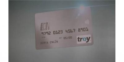 Milli Kredi Kartı 'Troy' Nedir! Troy Nasıl Alınır, Nasıl Kullanılır?