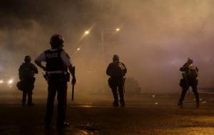"""""""Missouri'deki olaylar Gezi'ye benziyor"""""""