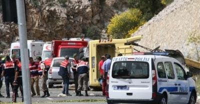 Muğla Marmaris'te Kazada Ölen 24 Kişinin Kimlikleri Açıklandı! Acı Haberler Kurbanların Ailelerine Ulaştı!