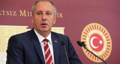 """Muharrem İnce'den Kılıçdaroğlu'na Çok Sert Sözler! """" Derhal Kurultaya Gidilmeli"""""""