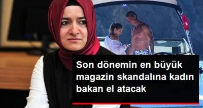 Murat Başoğlu'nun Ensest İlişki Skandalında Yeni Gelişme! Kadın Bakan Devreye Girdi