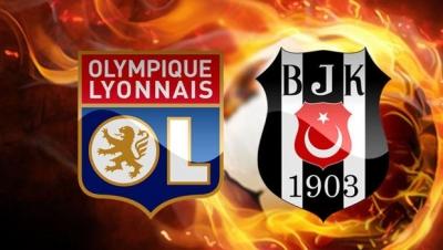 O.Lyon Beşiktaş maçı şifresiz mi yayınlanacak? Maç saat kaçta başlayacak?