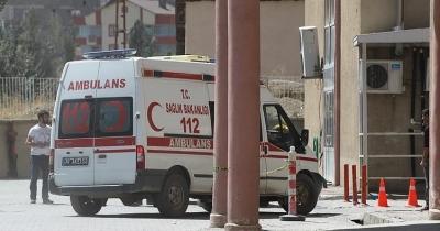 PKK'lı Teröristler Yol Yapımında Çalışan İşçilere Roketatarla Saldırdı