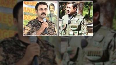 PKK'ya Afrin'de Bir Şok Daha! Kayıpları Azaltmak İçin Görevlendirdikleri Elebaşı Ağır Yaralı!