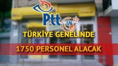 PTT Sözleşmeli Personel Alımı İlanı Yayınlandı! PTT 1750 Sözleşmeli Personel Alımı Ne Zaman Yapılacak?