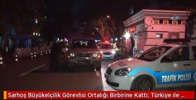 Sarhoş Büyükelçilik Görevlisi Kaza Yapınca Çılgına Döndü: Türkiye ile Etiyopya Arasında Savaş Çıkartırım