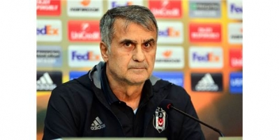 Şenol Güneş'ten Sert Açıklamalar: ''İlk Golü Uefa Attı''