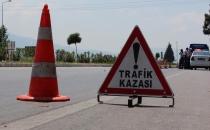 Siirt'te kaza: 1 ölü, 19 yaralı