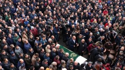 Silahlı Saldırıda Hayatını Kaybeden Sendika Başkanı Son Yolculuğuna Uğurlandı