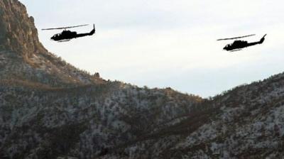 Şırnak'ın Silopi İlçesinde 2 Terörist Öldürüldü