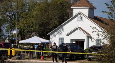 Son Dakika! ABD'de Kiliseye Kanlı Saldırı: 26 Ölü