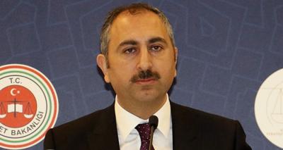 Son Dakika! Adalet Bakanı Gül Duyurdu, İşte PKK ve FETÖ'den Tutuklu Sayısı!