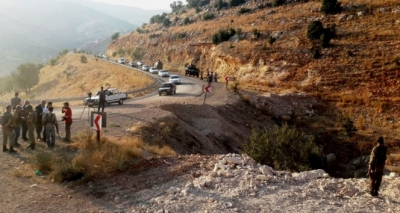 Son Dakika! Adıyaman'da Hain Tuzak! Askeri Aracın Geçişi Sırasında Patlama Oldu