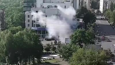 Son Dakika! Bağımsızlık Günü'nü Kutlayan Ukrayna'nın Başkenti Kiev'de Patlama!