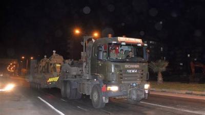 Son Dakika! Sınıra Gece Yarısı Sevkiyat, Özel Birlikler de Gitti