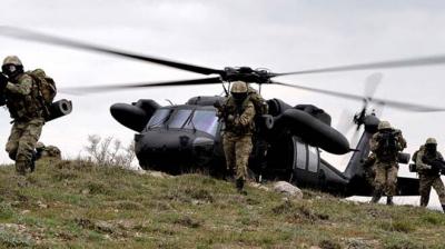 Son Dakika! Tunceli'de Güvenlik Güçleri ile PKK'lı Teröristler Arasında Şiddetli Çatışma! Özel Harekât Timleri Sevk Edildi!
