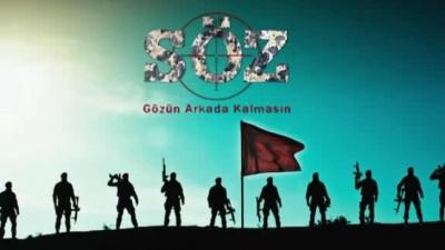 """Söz 10 Nisan 2. Bölüm Fragmanı Yayınlandı! Üsteğmen Yavuz'un """"Askerler Ölmez, Şehit Olur"""" Sözleri Fragmana Damga Vurdu!"""