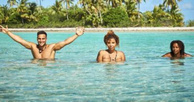 Tartışma Yaratan Yarışma! 7 Erkek 7 Kadın Adada Çırılçıplak Eş Arayacak