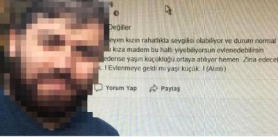 Tekirdağ'da Din Kültürü Öğretmeninden Akıllara Durgunluk Veren Mesaj: Evlenmeye Geldi Mi Yaşı Küçük, Ama Ergenlik Çağında Sevgilisi Oluyor!