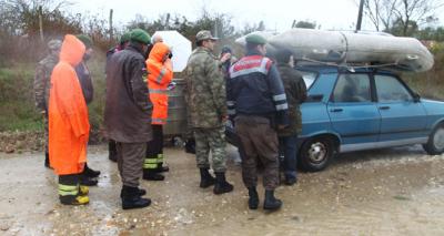 Tekirdağ'da Sel Sularına Kapılarak Kaybolan Askerin Şehit Olduğu Anlaşıldı